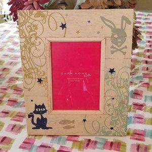 Zara Home Picture Frame Kids Photo Frame Wood